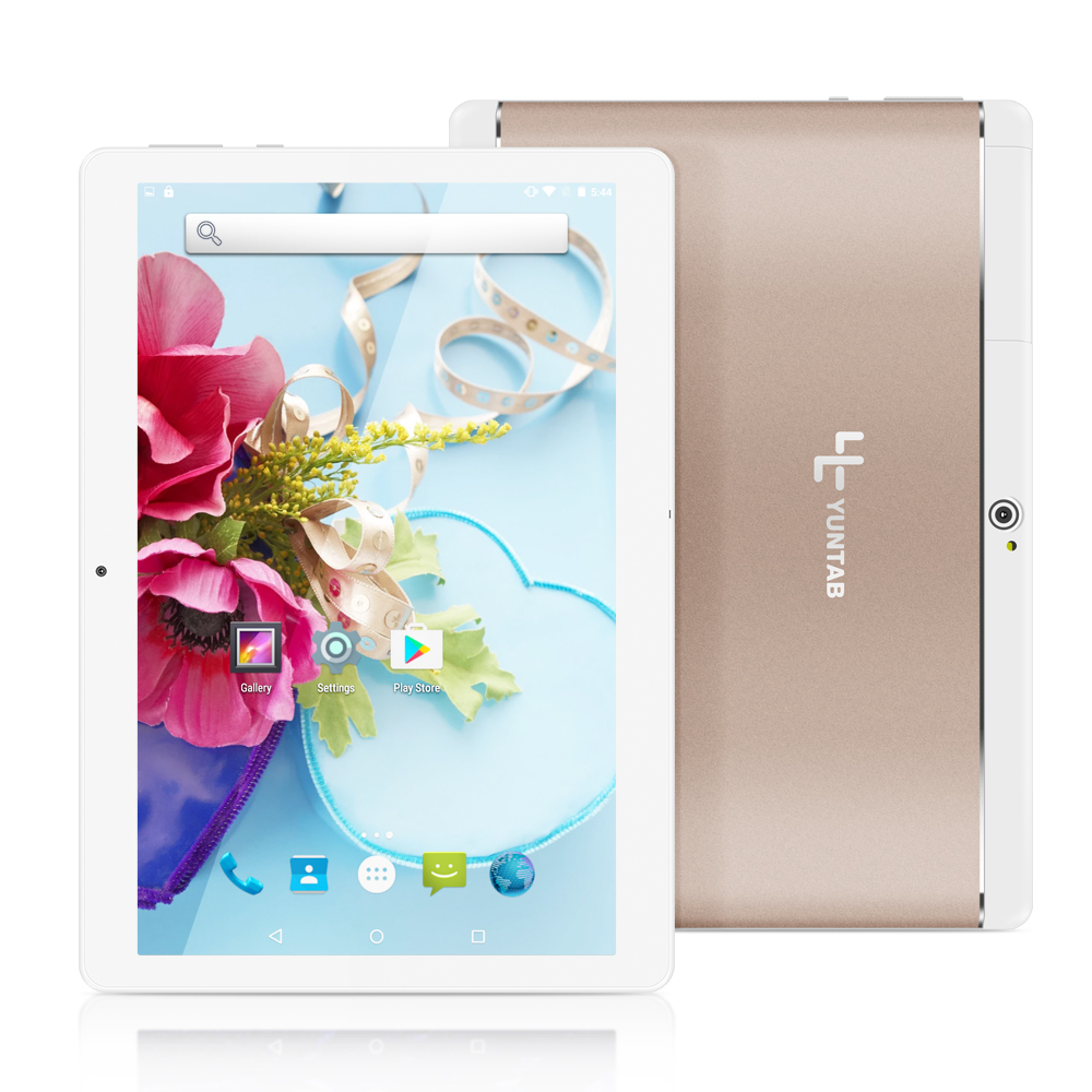 Yuntab 3g Tablet PC K17 Quad-Core Android 5.1 touch screen unlocked sma