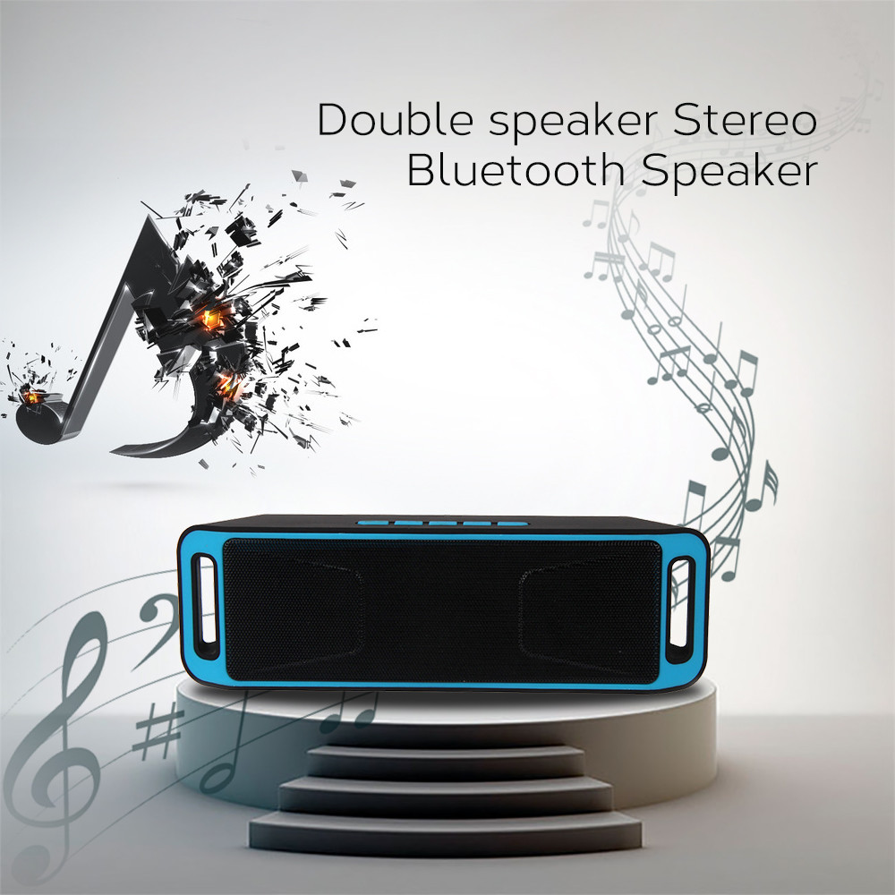 2019 Fashion Voberry Cool Mini Bluetooth Speaker Portable Wireless Speaker Sound System 3d Stereo Music Surround Support Bluetooth,tf ,usb Complete In Specifications