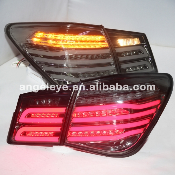 For Chevrolet Cruze LED Tail Light For Benz Style Rear Lamp 2009-2013 Year WH [ free shipping ] brand new led rear light led back light benz style tail lamp for hyundai elantra 2012