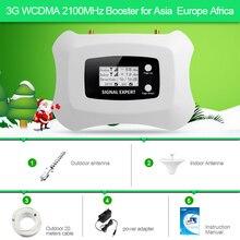 Новый Smart 3G ретранслятор сигнала, наивысшего качества WCDMA 2100 мГц 3 г Мобильный усилитель сигнала работы для России… и т. д. Азии, европы и Африки