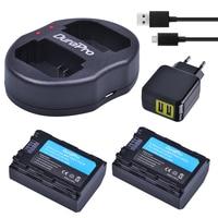 2 ADET 2280 mAH NP FZ100 Pil + USB şarj aleti + Adaptörü için Sony NP FZ100 BC QZ1 Alpha 9  A7RIII  ILCE 7RM3  A9  A9R  Alpha 9 s Kamera|Dijital Piller|Tüketici Elektroniği -
