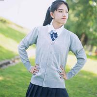 2019 light pink japanese school uniform skirt jk uniform class uniforms sailor suit college wind suit female student
