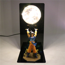 Dragon Ball Goku Strength bombs LED Night Lamp