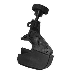 Image 5 - 1Pcs שחור 180x80x45mm פלסטיק אוניברסלי צמיג מחליף גלגל שינוי זרוק מרכז שפת כלי חרוז מהדק רכב צמיג תיקון כלים