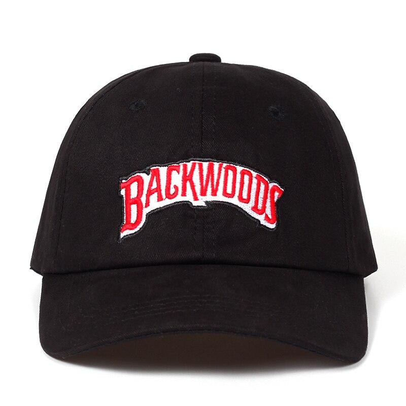 52114da0abd1d 2018 new Brand backwoods Letter Lovely Snapback Caps Cotton% Baseball Cap  For Adult Men Women