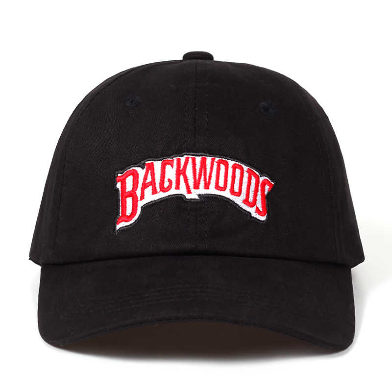 2018 new Brand backwoods Letter Lovely Snapback Caps Cotton% Baseball Cap  For Adult Men Women b897b28dd286