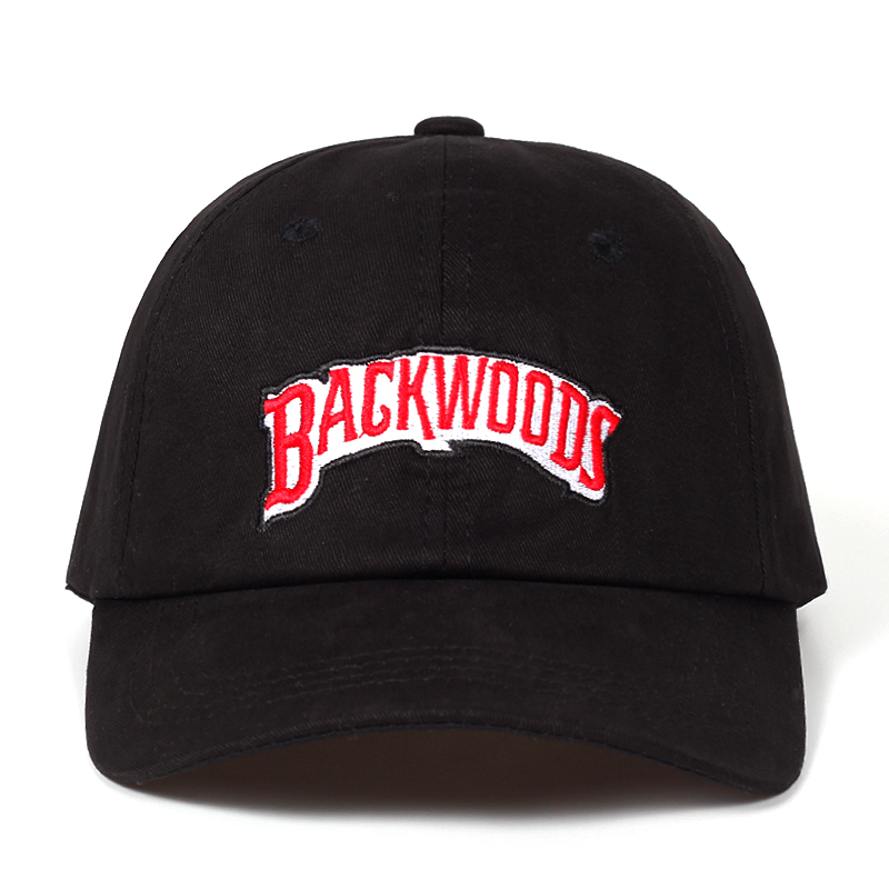 2018 new Brand backwoods Letter Lovely Snapback   Caps   Cotton%   Baseball     Cap   For Adult Men Women Hip Hop Dad Hat Bone Garros