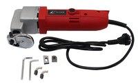 220V Electric Sheet Shear Metal Cutting Shears Heavy Duty Cutter Power Tool 580W 2000RPM