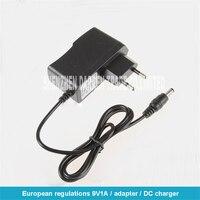 20 pcs AC 100 V-240 V adattatore convertitore DC 9 V 1A Power Plug Abastecimento UE DC 5.5mm x 2.1mm 1000mA