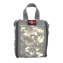 Emergency Bag Camping Tactical Molle Medical Bag Kit Pouch Survival Gear Bag First Aid Kit Pouch Tool EDC Hunting Utility Belt