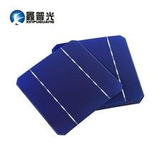 XINPUGUANG 72PCS solar cell 200w solar panel DIY kit Mono cell 125*125mm 2.8w monocrystalline Silicon PV Photovoltaic