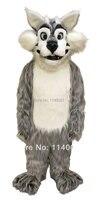 mascot Wild Wolf Mascot Costume custom fancy costume anime cosplay kits mascotte theme fancy dress carnival costume
