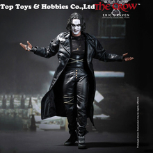Full set Hot Toys  MMS210 The Crow:1/6th scale Eric Draven Collectible figure Toy Collectible Figure Doll Toys Gift with box horror movie toys the crow brandon lee eric draven vs top dollar neca action figure pvc collectible model toy