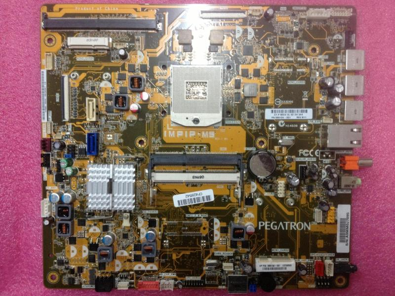 Free shipping for HP 600-1168cn 600-1188cn machine IMPIP-M5 Motherboard 585104-001 free shipping rdc19222 600
