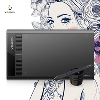 XP Pen Star 03 digital tablet Graphic Drawing Tablet with Battery free passive Pen