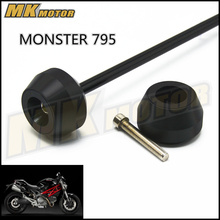 Free delivery For DUCATI MONSTER 795 2012-2013  CNC Modified Motorcycle drop ball / shock absorber