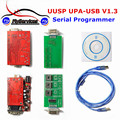 5PCS/LOT High Quality UUSP UPA USB Programmer V1.3 Support Multi-Type Eeproms&Microchip UPA-USB Serial Programmer ECU Tool