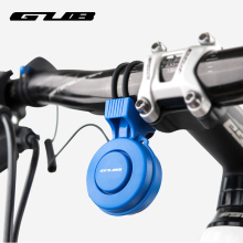 GUB 120dB Loud Sound Cycling Horns Electronic USB Rechargeable Bicycle Electric Bell Waterproof MTB Bike Handlebar Ring Safety
