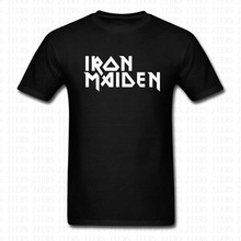 Fashion Brand 3D Style Iron Maiden T-Shirt Men Women Heavy Metal Cotton Casual Short Sleeve Shirts Top Tees Funny Clothing