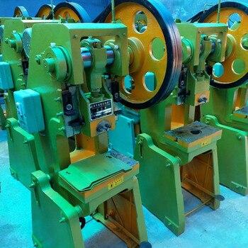 JB23 Model 12T Tons Open Type Tilting Power Press Mechanical Punch