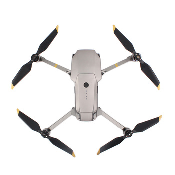 4 Pairs 8PC For Mavic Pro Platinum 8331 Low Noise Quick-Release Propellers ( Golden/Silver ) for dji Mavic Pro Accessories 1