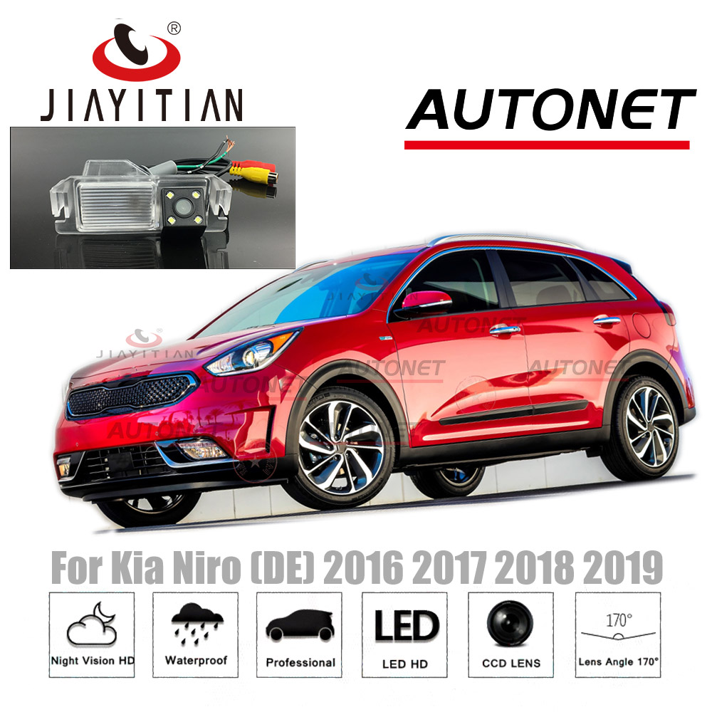 JiaYiTian Rear View Camera For Kia Niro DE 2016 2017 2018