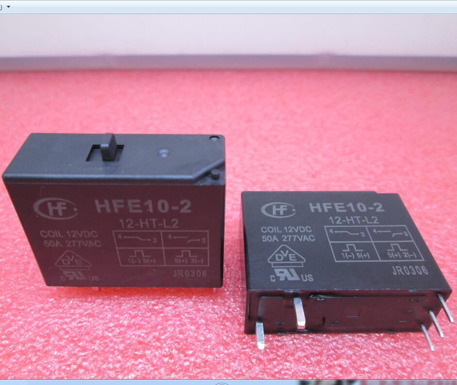 NEW High power 12V relay Double coil relay HFE10-2 12-HT-L2 12VDC HFE10-2-12-HT-L2 12vdc 50A 277V 12V DC12V 50A 277VAC 5PIN hot new relay hdz 468 1009 dc12v hdz 468 1009 dc12v hdz4681009 hdz4681009 dc12v 12vdc dc12v 12v dip10 1pcs lot