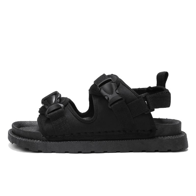 Männer Sommer Casual Schuhe Atmungs Sandalen Weiche Durable Schuhe Anti-slip Multi-Funktion Strand Sandalen T11