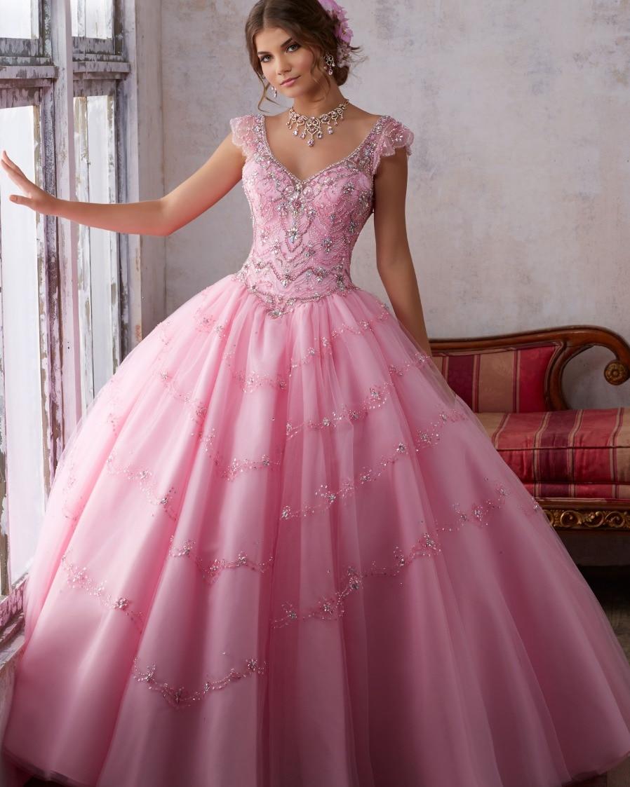 Plus Size Debutante Gowns - Purple Graduation Dresses
