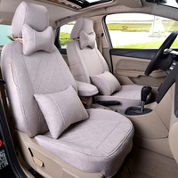 XWSN custom car seat covers for audi a1 a3 8p 8v sportback a4 b6 b7 b8 a6 c5 c6 c7 q5 q7 tt Car seat protector car seat cover