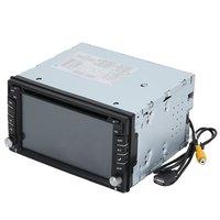7 дюймовый gps навигации 2Din HD стерео DVD CD плеер Автомобильный с Камера