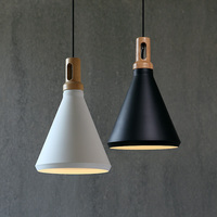 Loft Industrial Style Retro Droplight Designer Creative Restaurant Bedroom Wrought Iron Pendant Lamp