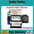 Marca original Novo importado Óptica FC-6S Fiber Cleaver Sumitomo Electric com recipiente sucata novo design