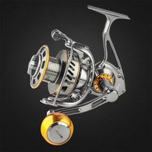 11+1 axis CNC Integrated  Wire Shells and Bodies Spinning Wheel Fishing Reel Fishing Equipment nancey c murphy bodies and souls or spirited bodies
