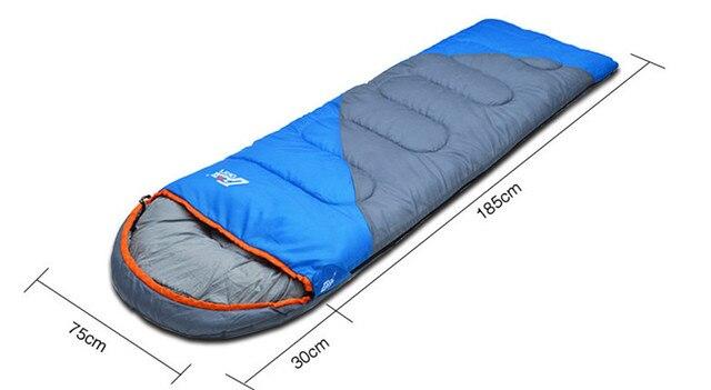 Outdoor Waterproof Adult Sleeping Bag 4