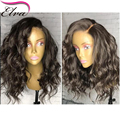 Wet Wavy Full Lace Human Hair Wigs For Black Women Short Human Hair Lace Front Wigs Black Women Virgin Peruvian Lace Front Wig