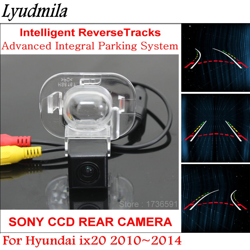 Lyudmila Intelligentized Reversing Camera FOR Hyundai ix20 IX 20 2010 2015 Car Rear View Back Up