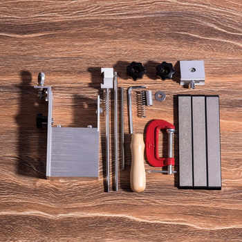 apex pro update professional KME knife sharpener system +3pcs diamond stone (240#+600#+1000#)