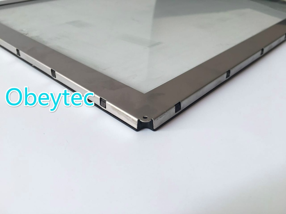 Obeytec 15 inches 4:3 IR touch Screen Overlay with glass, only single touch, anti-water, anti-dust, anti-vandal, ATM Touch Panel sonex 1237 s sn14 081 никель белый декор черн бра e14 60w 220v birona