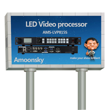 2018 hot sales billboard hdmi display controller AMS-LVP815S indoor seamless led video walls project led controller