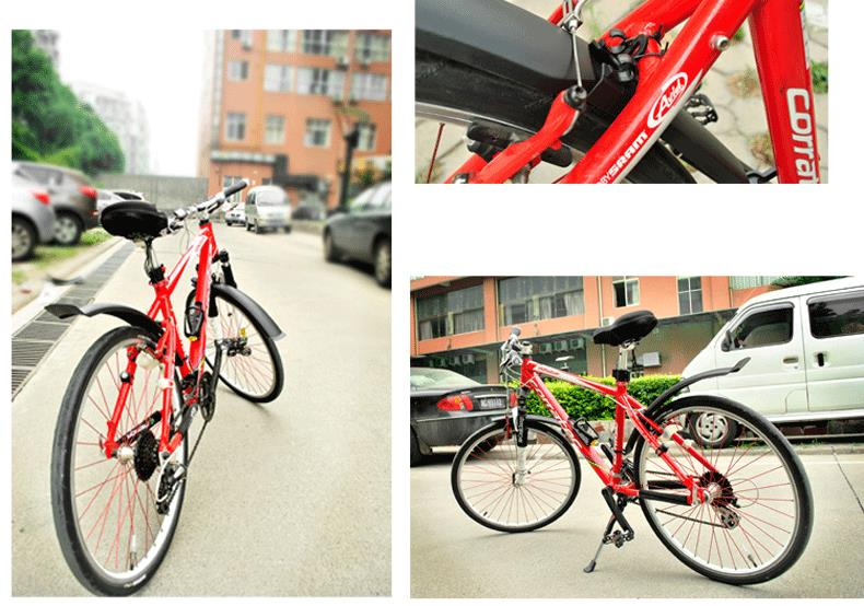 Cooloh Bike Fender Bicycle Fenders Cycling Mountain Mud Guards