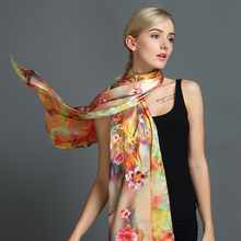 Silk Fashion Women's Scarf