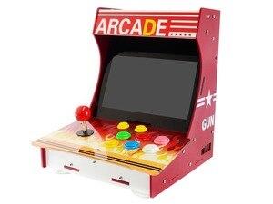 Image 3 - Arcade 101 1P Zubehör Pack Arcade Maschine Gebäude Kit Basierend auf Raspberry Pi 10,1 inch IPS bildschirm + 17 Zubehör