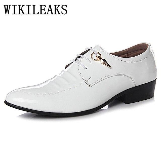 e97a1278 Zapatos formales de oxford para hombre Zapatos de diseñador de marca de  diseñador de hombre Zapatos