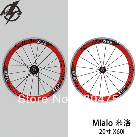 Aliexpress Com Buy Mialo 20 X60i Bmx Wheels Folding Bike
