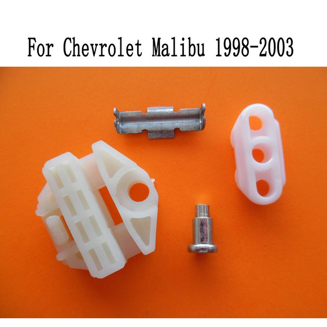 US $9 99 |Aliexpress com : Buy Car Clips For Chevrolet Malibu Rear Window  Regulator Repair Clip Set Left or Right 1998 2003 from Reliable car window