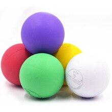 Fitness Training Massage Ball Lacrosse crossfit Ball 6.5cm Trigger Point Body Yoga Sport Exercise Popular