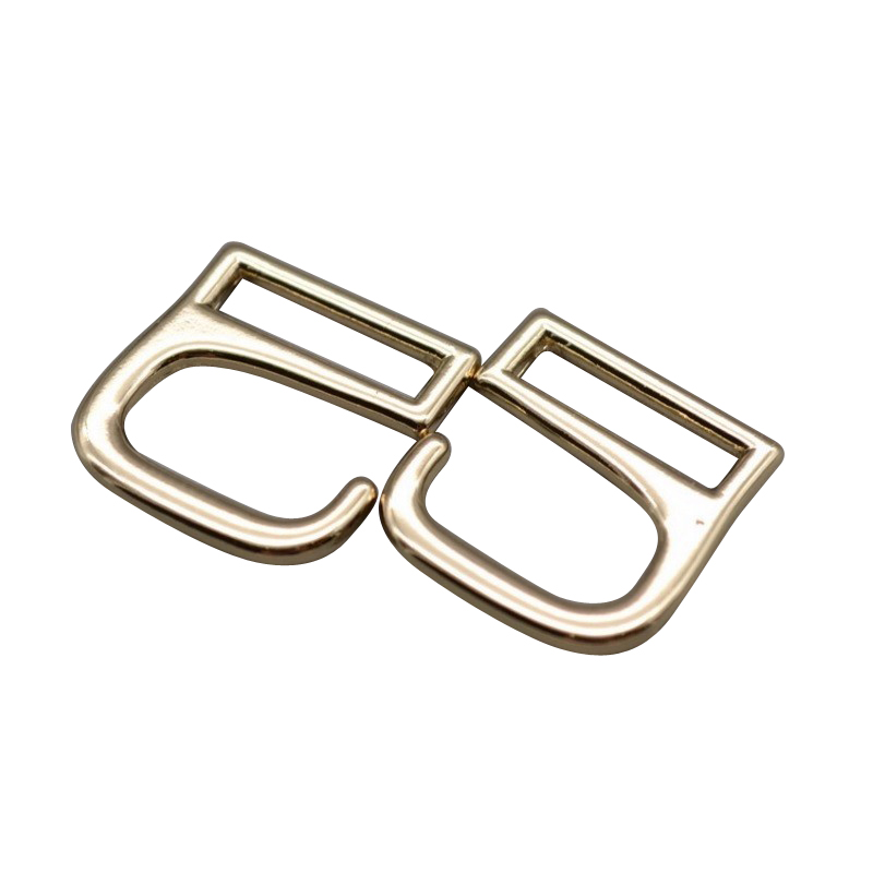 Bronze silver gold buckles shoes slippers sandals Shoes strap laces clothing bag 8mm belts buckle clip 500pcs/lot free shipping