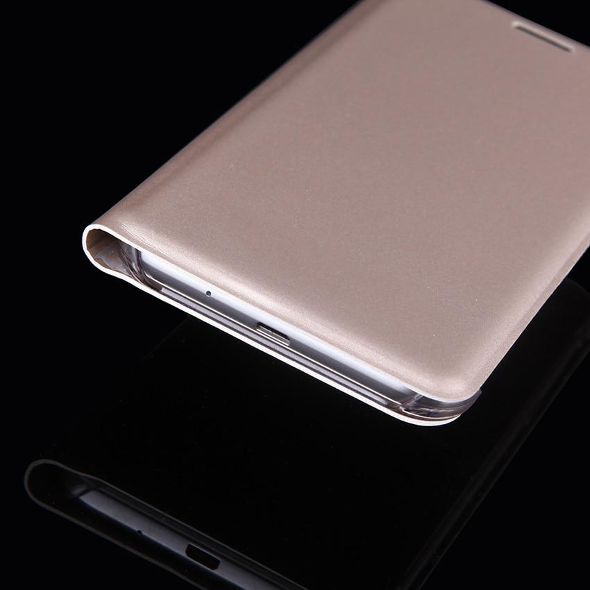 Flip Cover Wallet Leather Phone Case För Samsung Galaxy J3 2016 2015 - Reservdelar och tillbehör för mobiltelefoner - Foto 5
