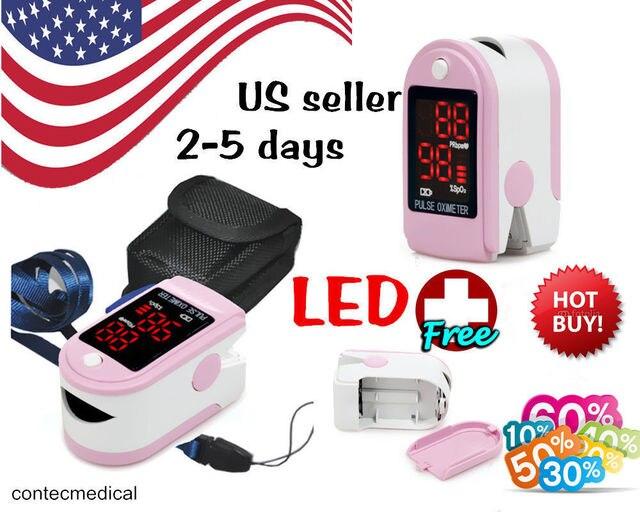 10 pic  contec Digital finger oximeter, OLED pulse oximeter display pulsioximetro SPO2 PR oximetro de dedo,oximeter a finger